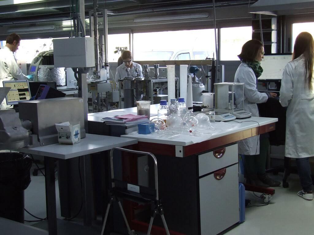 Departamento de producción y caracterización de nuevos alimientos