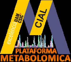 Logo Plataforma Metabolómica