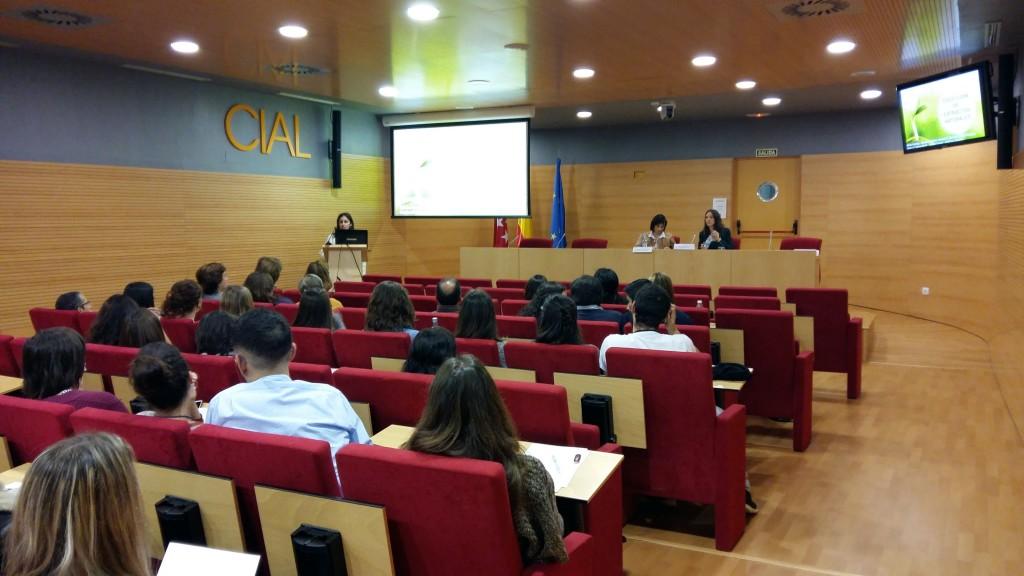 conferencia Nieves