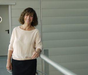 Carmen Peláez Martínez en el CIAL