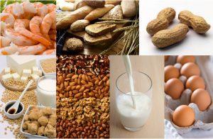 Alergias alimentos