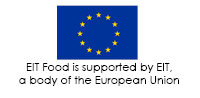 EIT Food is supported by EIT, a body of the European Union