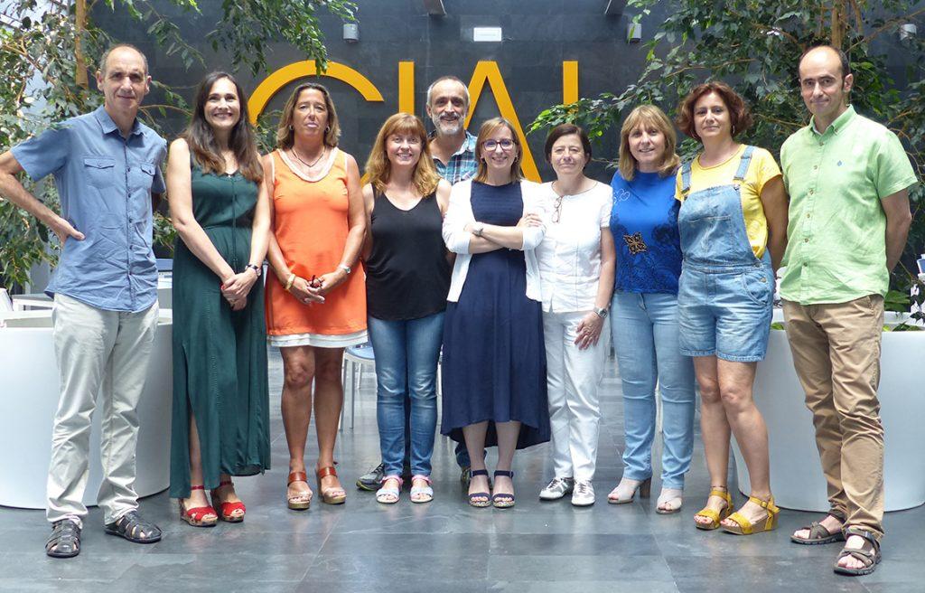 Grupo Administración CIAL 2019