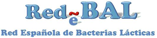 Logotipo Red Española de Bacterias Lácticas