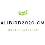 Logotipo ALIBIRD 2020-CM