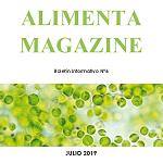 Portada de Alimenta Magazine #6
