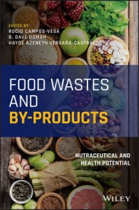 "Portada del libro ""FOOD WASTES AND BY-PRODUCTS"""