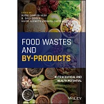 """Portada del libro """"FOOD WASTES AND BY-PRODUCTS"""""""