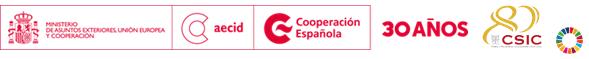 Logos de los patrocinadores