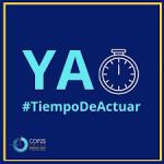YA #TiempoDeActuar