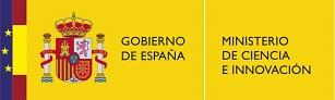 Logo Gobierno de España & Ministerio de Ciencia e Innovación