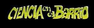 Logo Ciencia en el Barrio