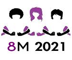 Logo 8M 2021