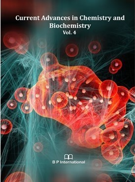"""Portada """"Current Advances in Chemistry and Biochemistry Vol. 4"""""""