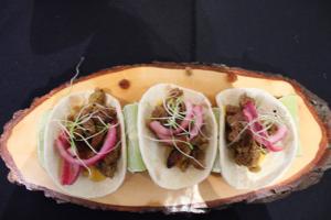 Showcooking Tacos Leggie con verduras